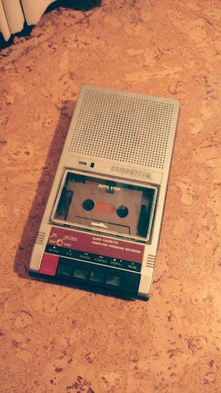 Radio casete Vintage Retro