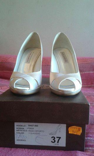 Zapatos de señora T-37