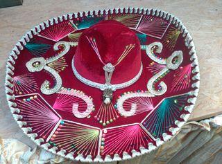 Sombrero charro precioso
