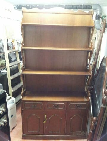 Mueble libreria de segunda mano por 85 en vigo en wallapop - Muebles segunda mano vigo ...