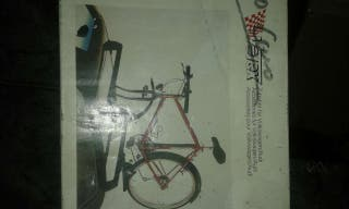 Porta bicicletas con llave ..
