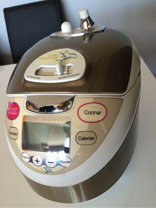 Robot cocina lady gourmet de segunda mano por 40 en los hueros en wallapop - Robot de cocina lady gourmet ...