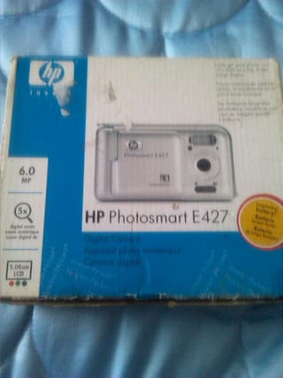 Camara digital HP Photosmart E427 de 6.0 MP