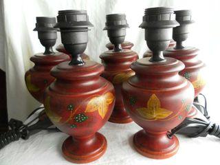 Lampatitas de cerámica