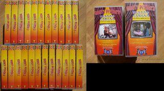 Monty phyton colección completa 23 vhs