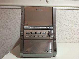 Minicadena Panasonic SA-PM28