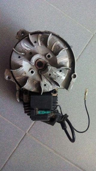 Motor minimoto china aire