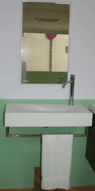 Mueble de baño alta gama 72cm