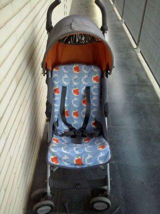Hoy! silla paseo Maclaren Quest.accesorios.