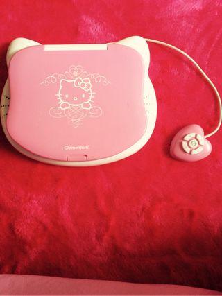 Mini Ordi Hello Kitty Clementoni