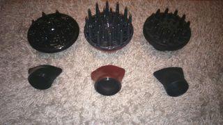 Difusores para secador de pelo