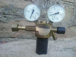 Manometro regulador gas co2/argon