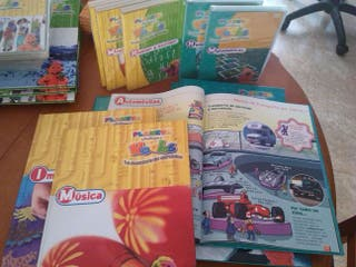 Enciclopedia Planeta Hoobs. 7 libros +dvds