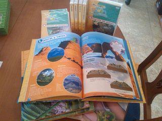 Enciclopedia Planeta Hoobs 7 libros+dvds