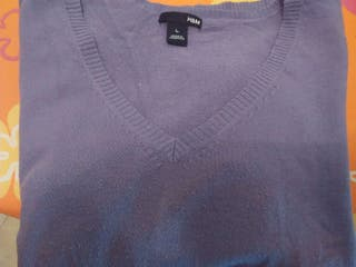 Jersey zara color lila