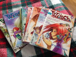 Revistas-comic Witch