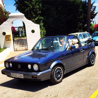 Volkswagen Golf Cabrio - Cabriolet 1990