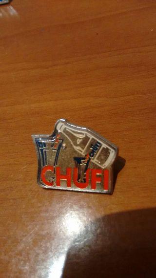 Pin horchata Chufi
