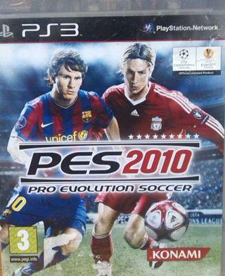 PES Pro Evolution Soccer 2010 Play 3