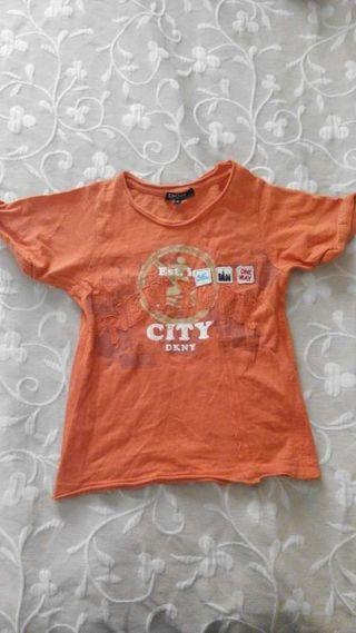 Camiseta niño Donna Karan DKNY