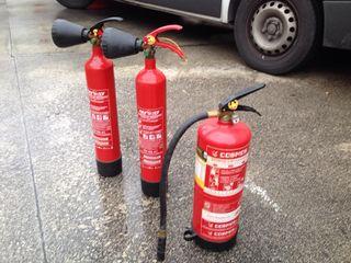 Extintores Varios
