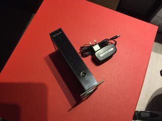 Router Wifi 300n + 4 Puerto a 10/100/1000 Netgear