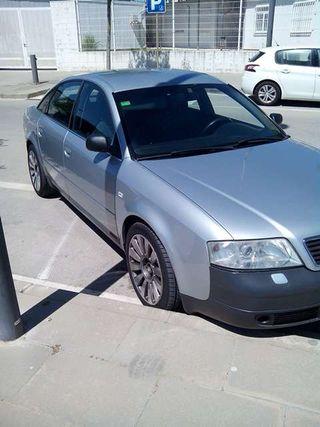 Audi a6 tdi quattro automatico. Precio bajado.