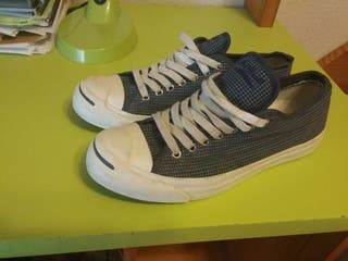 Converse Jack Parcell