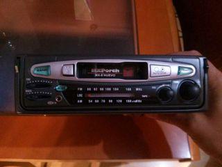 Radio cassette para.coche