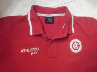 Camiseta camisero del Athletic 12 años