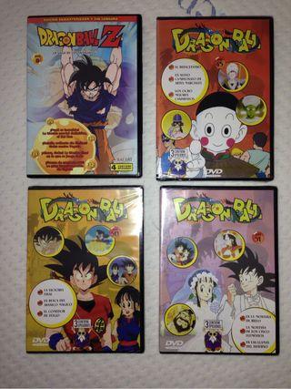 DVD Dragon Ball - PRECINTADO