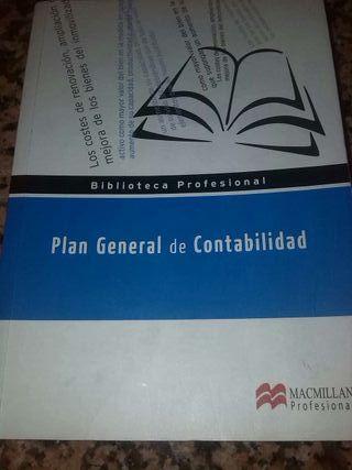 Libro Plan General de Contabilidad