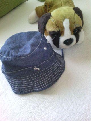 Sombrero vaquero bebe H&M