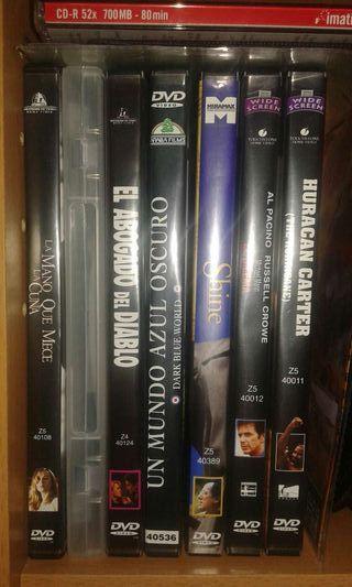 Peluclas dvd