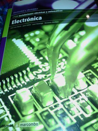 Libro: Electronica. Instalaciones eléctricas y automaticas