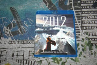 2012 - Roland Emmerich - Blue-ray Disc