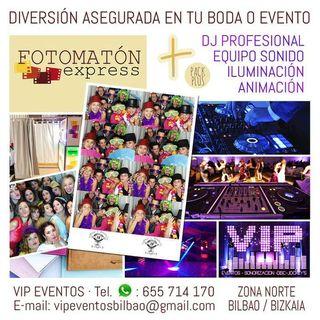 Fotomaton + DJ