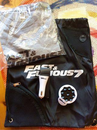 Merchan de Fast & Furious 7