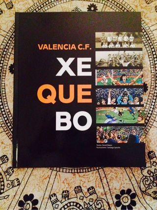 Libro-Cómic Historia Valencia C.F. XE QUE BO!