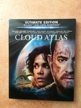 Cloud Atlas en Blu-ray