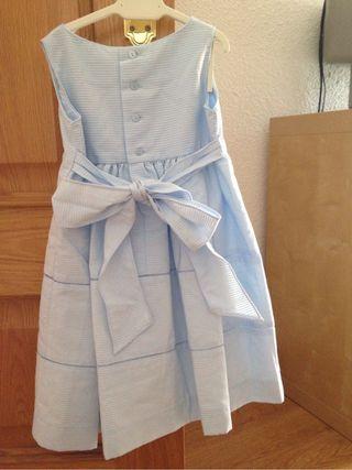 Vestido de fiesta de niña 2-3 años
