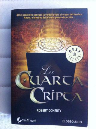 Libro - LA CUARTA CRIPTA