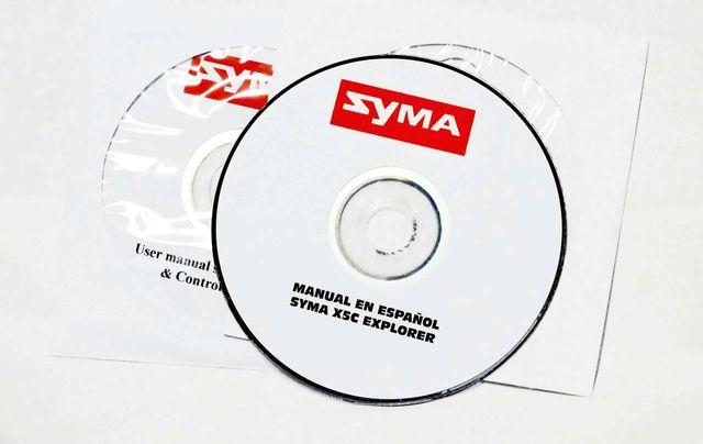 Manual de instrucciones en español para Drone Syma X5C. de