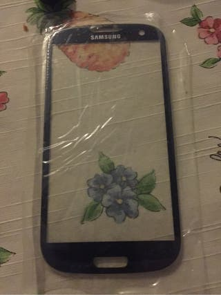Pantallas Cristal Repuestos Samsung S3 I9300