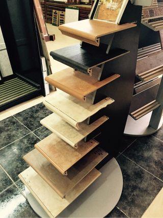 Peldaños Ceramicos / Step Tiles