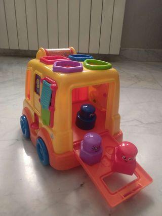 Camion juguete