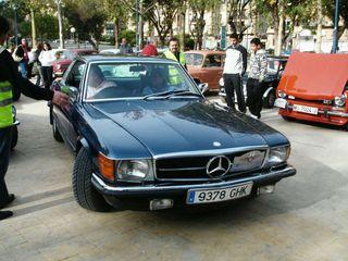Mercedes 380 SLC W107