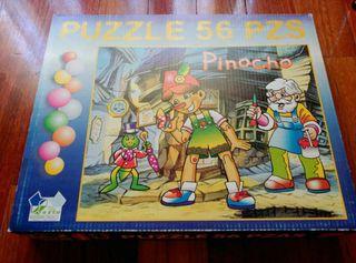 Puzzle pinocho