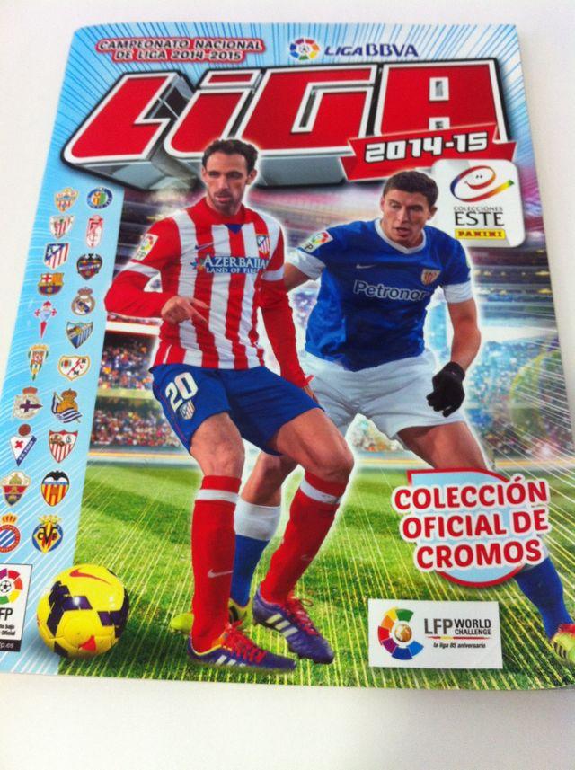 Album De Cromos De La Liga Futbol