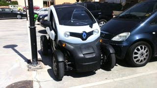 Renault Twizy coche electrico